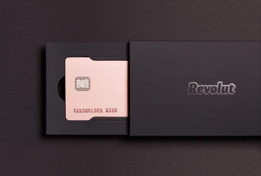 Revolut Debitcard
